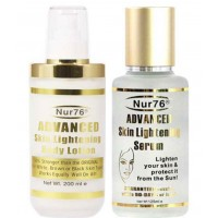 Nur76 Skin Lightening Advanced Duo