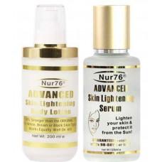 Nur76 Skin Lightening Advanced Duo