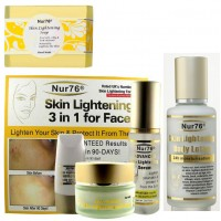 Nur76 Advanced Skin Lightening Plus Package