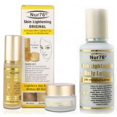 Nur76 Skin Lightening ORIGINAL & Body Lotion