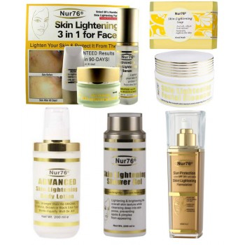 Nur76 Advanced Skin Lightening Full Monty