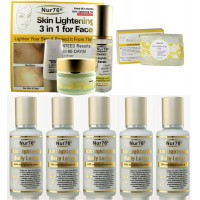 Nur76 Advanced Skin Lightening Ultimate Package-B
