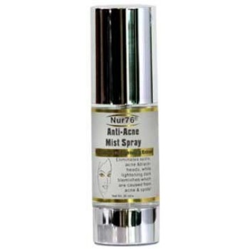 Nur76 Anti-Acne Mist Spray with Lightening Extract (30ml)