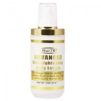 Nur76 Advanced Skin Lightening Body Lotion - 200 ml