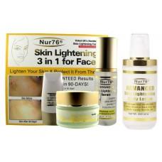Nur76 Skin Lightening Advanced Package