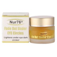 Nur76 Fade Out Under Eye Circles - 20ml