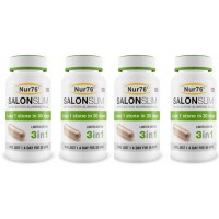4 x Nur76 SalonSlim - Weight Loss Pills