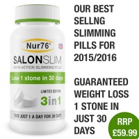 Nur76 SalonSlim - Weight Loss Pills